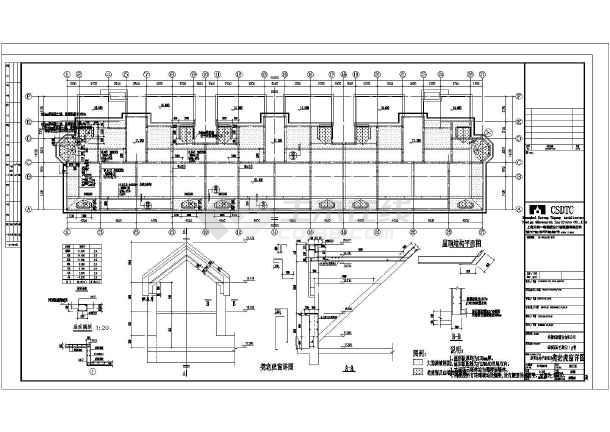 安徽某小区多层砌体住宅楼全套结构图