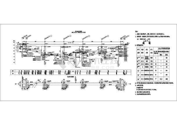 某地道路高架桥建筑结构设计施工图