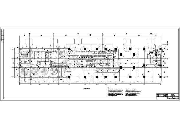 某不锈钢厂设备基础结构设计施工图纸图片3