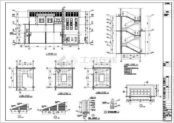 相关专题:三层框架结构设计 商业街膜结构 三层框架结构欧式别墅设计