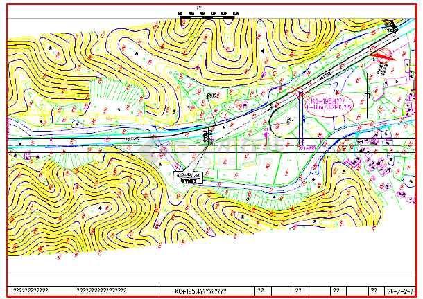某段图纸板桥v图纸详细标准图纸j公路图片
