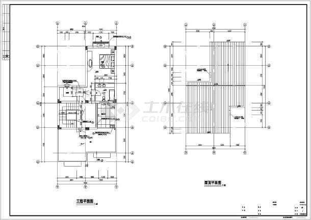 00米 宽15.70米农村自建房建筑设计图