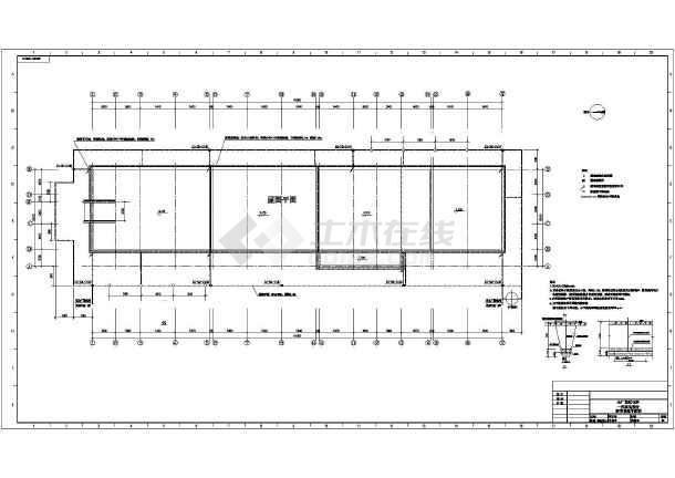 炼油厂二层总配电所带柴油发电机房电气设计图片