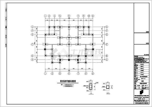 南方某地坡屋顶别墅套结构施工图
