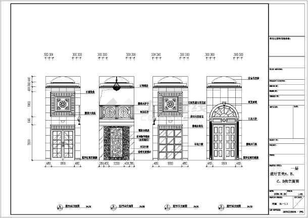 原始,平面布置图,拆除尺寸图,墙体新建尺寸,顶面布置图,地面铺装图,立