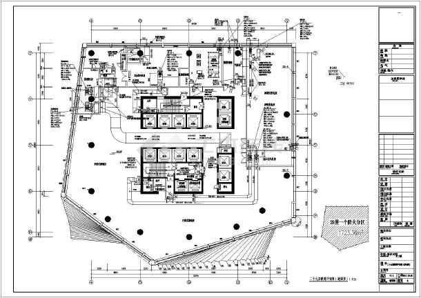 户型图 平面图 610