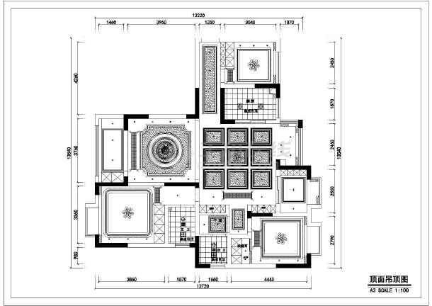 房屋欧式装修设计图