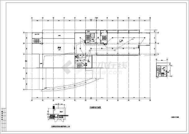 某科技园区6层厂房电气设计施工图