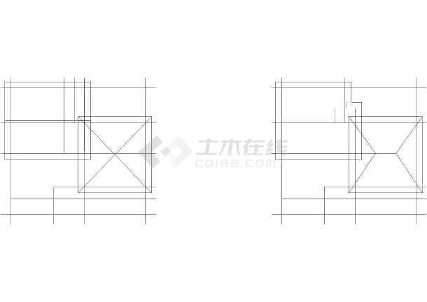 三层大全坡结构别墅(含建筑平立剖,图片,电气)欧洲别墅室内设计屋顶局部图片