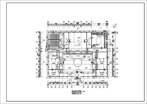 【新疆】某方案公共图纸v方案图纸图_cad公园上厕所倒三角形里面rz图片