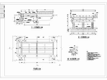 纸桥设计图