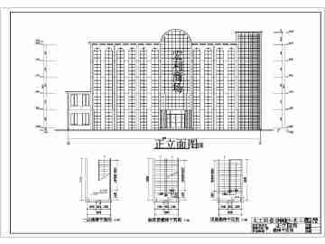 普通二層樓房設計圖