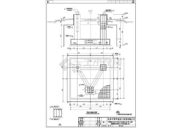 图纸 电力铁塔设计图纸