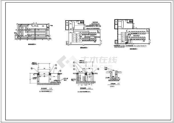 高低压设备(地基)基础图设计