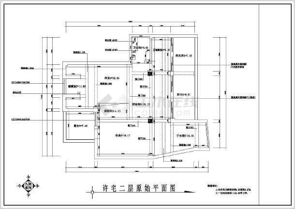【山东】万科商品房建筑施工设计图纸