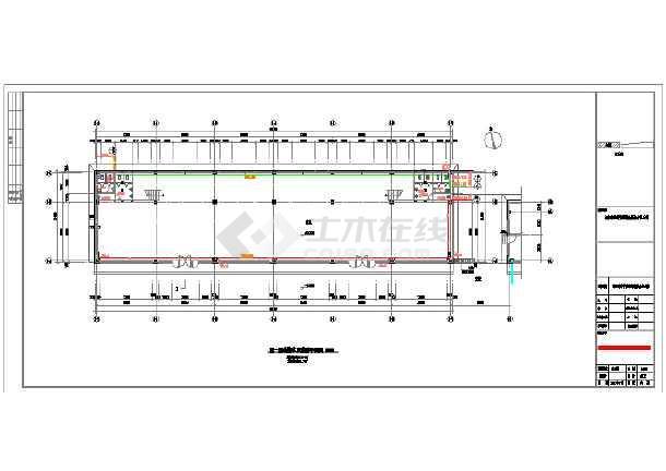 楼房设计图商铺施工图北京施工图商铺装修施工图商铺建筑施工图下载
