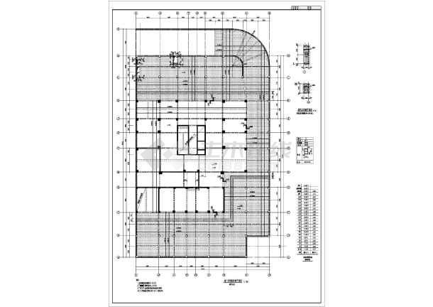 某地区18层框剪结构住宅结构施工图