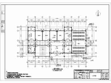 农村二层房屋带院设计图