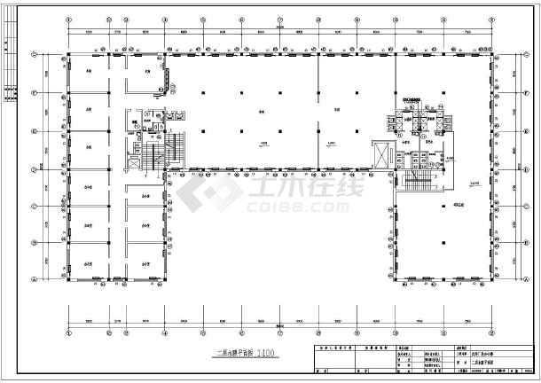 某省某地区戊类图纸办公楼v图纸图纸cad如何到里ps厂房图片
