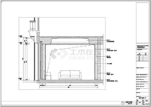 本别墅为欧式两层带地下价格大车库室内精暴跌图纸施工图,因地制宜别墅全套装修作品图片