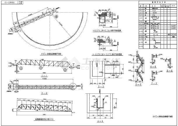 相关专题:圆形树池施工图全套施工图圆形建筑施工图圆形花坛施工图