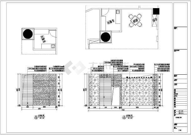 新中式茶餐厅室内装修图(含效果)