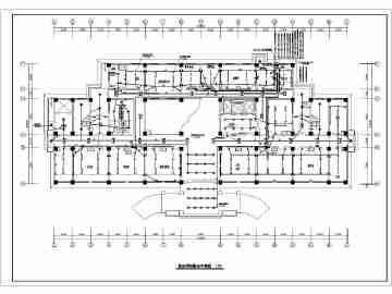 医院某外科病房楼电气设计施工图纸