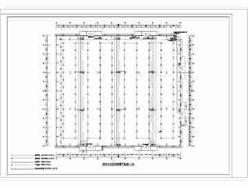 仓库货架设计图