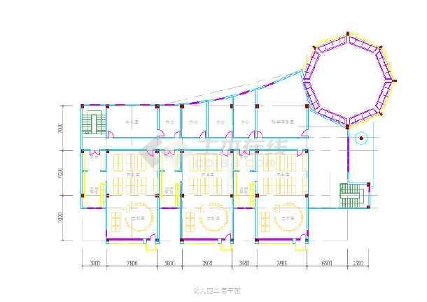 幼儿园区角平面图手绘_平面设计图