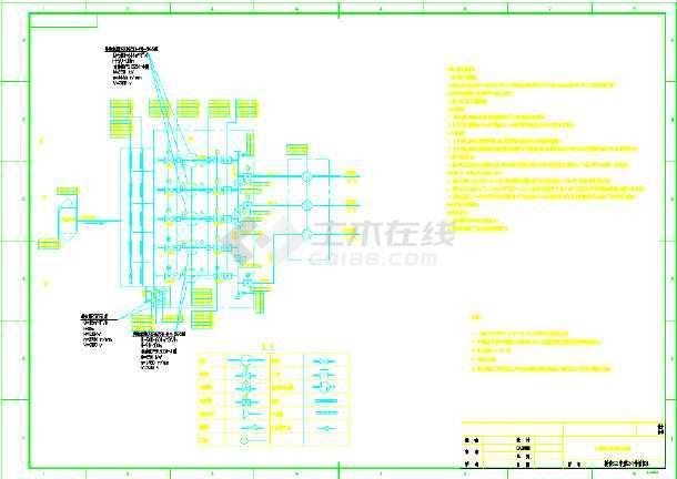 所属分类: 给排水图纸   污水处理图纸   水处理流程图   共1张立即
