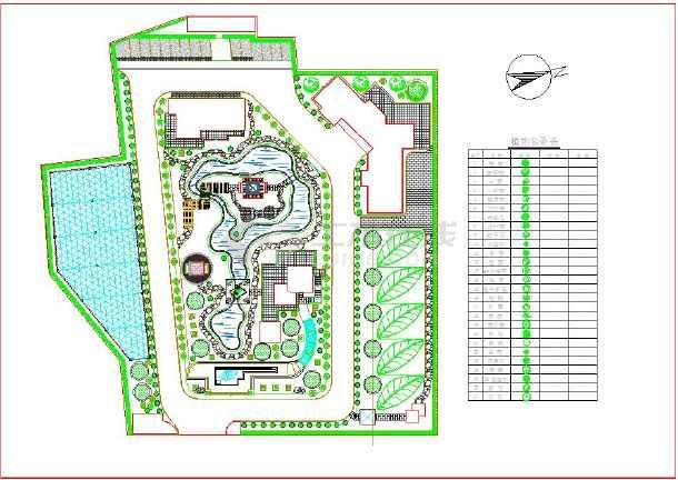 农家乐规划设计