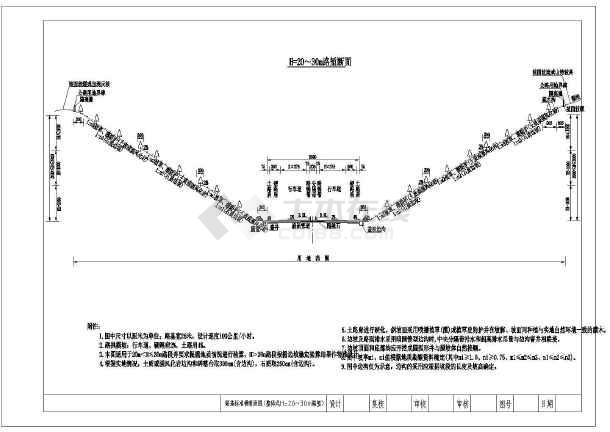 某地区标准横断面与特殊路基(2016最新)-图2