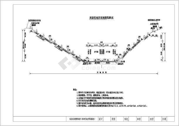 某地区标准横断面与特殊路基(2016最新)-图3