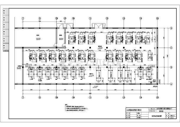 某果蔬加工厂制冷系统套图-图2