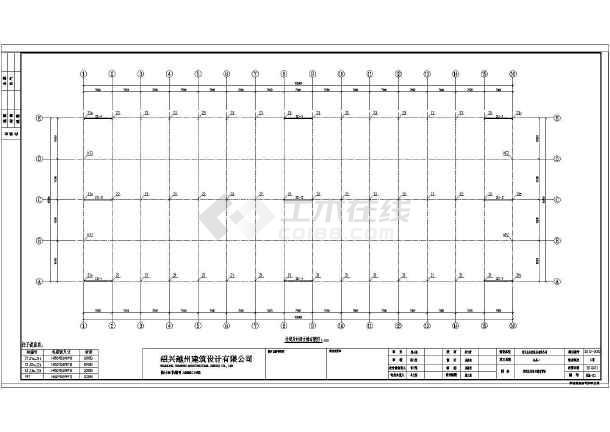 厂房单侧钢结构仓库图纸简介:  钢结构图纸,节点大样,焊接符号,螺栓
