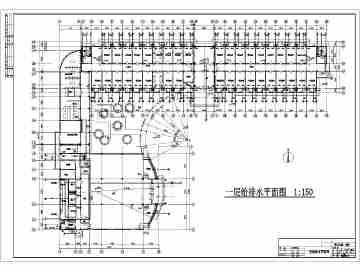 日式浴室设计图
