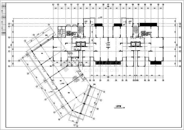 十七层商住楼地下大全、楼梯间通风v大全_cadcad图例车库阀门图片