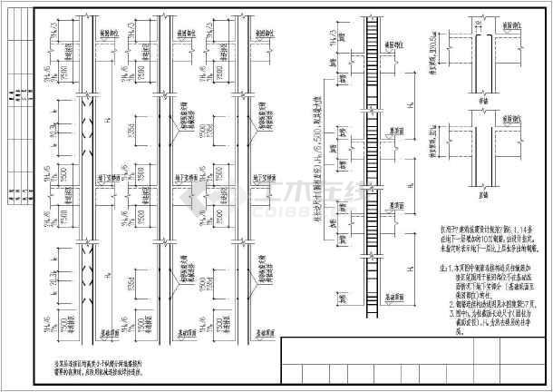 建筑结构图集_国标图集11G101-1混凝土结构施工图CAD版_cad图纸下载-土木在线