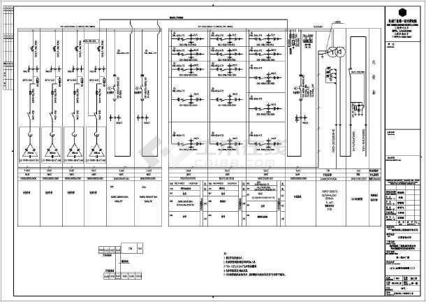 图纸电气设计_图纸电气设计图纸免费下载cad出大全框怎么图片