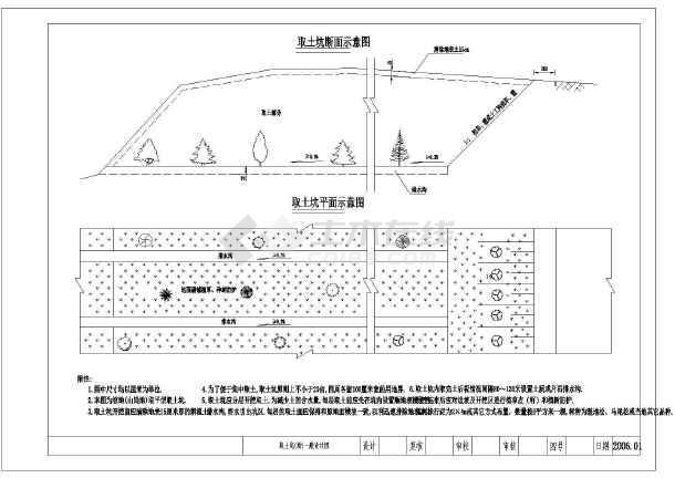 某地区路基防护工程设计图(全套)