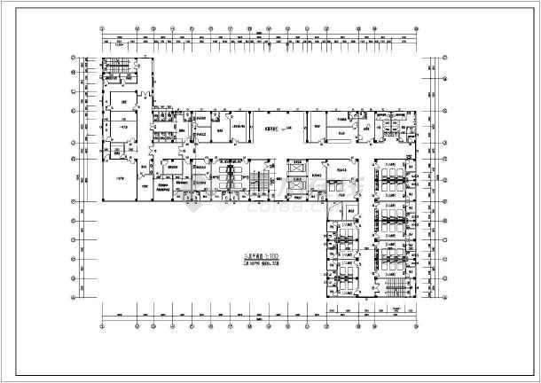 二级公路结构 框架结构医院 一级框架结构 二级建筑师 二级吊顶平面图