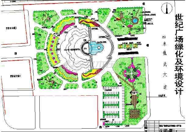 专题首页  环境设计平面图  所属分类: 建筑图纸   规划图   景观规划
