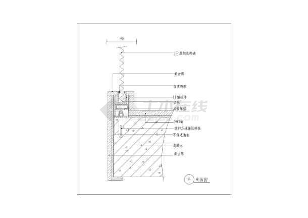 固定管板式换热器结构图图片