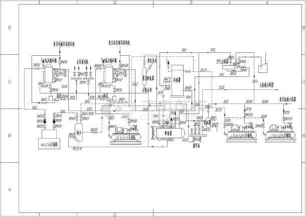 平面图  休闲食品及餐饮餐馆餐厅-酒吧 所属分类: 建筑图纸   商业