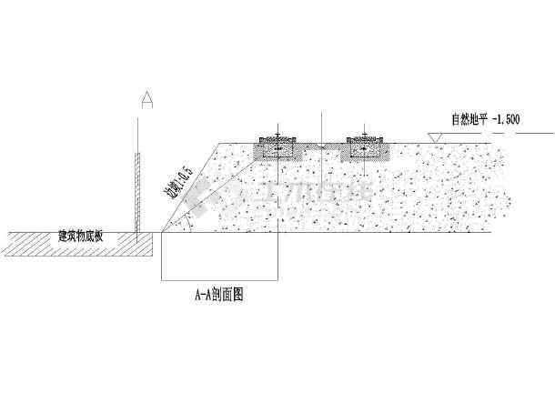 施工技术方案节点详图-图1