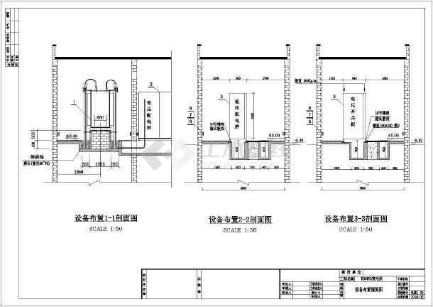 一套500KVA变电所v图纸施工图_cad图纸下载cad鼠标指针图片