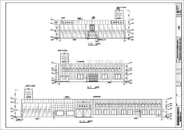 铃木汽车4s店设计施工图,含,等图纸,夹层设计,采用轻钢结构,建筑占积