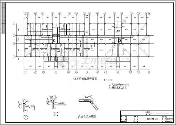 某地6层图纸建筑房图纸、安置图纸_cad结构下warframe侍刃框架图片