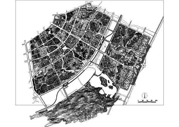 所属分类:  园林设计图     小区cad平面图     园桥设计    共1张