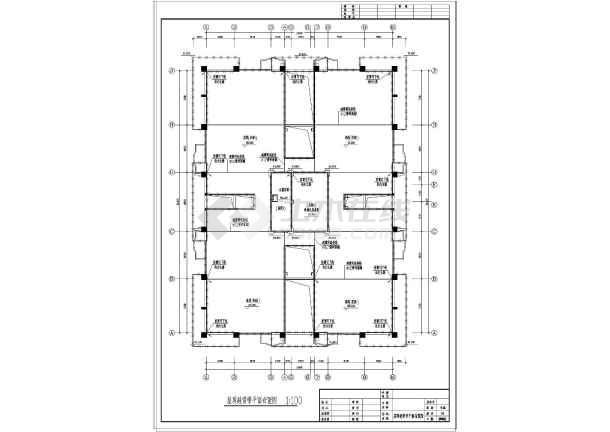 防雷设计别墅图纸免费下载170大全的平米图纸图片